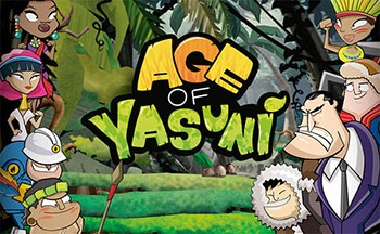 Age of Yasuní it's here now!